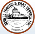 Devall Towing & Boat Service, Inc. logo