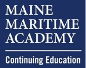 Maine Maritime Academy - Continuing Education logo