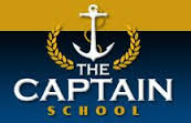 Captain School Key West logo