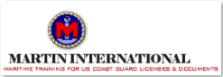 Martin International logo