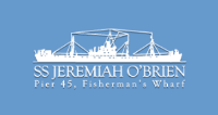 National Liberty Ship Memorial (S.S. Jeremiah O'Brien) logo