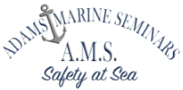 Adams Marine Seminars logo
