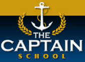 The Captain School logo